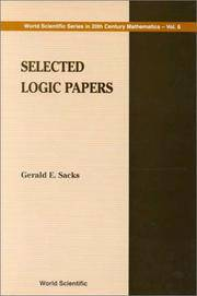 Selected Logic Papers