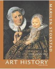 Art History: A View of the West, Combined (3rd Edition) by Marilyn Stokstad - Hardcover - 3 - 2007-05-03 - from Ergodebooks and Biblio.com
