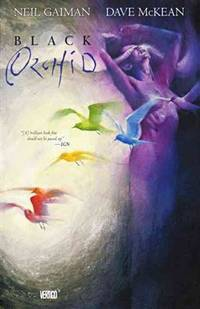 Black Orchid (Turtleback School & Library Binding Edition) by Gaiman, Neil
