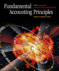 Fundamental Accounting Principles, Volume 2 (Chap. 13-26)
