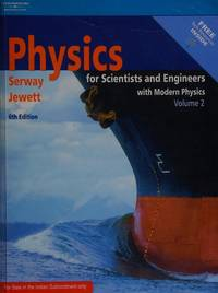 image of Physics for Scientists and Engineers: with Modern Physics - Volume 2 (International Edition)