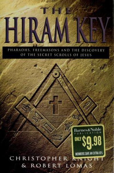 The Hiram Key Pharaohs Freemasons And The Discovery Of border=