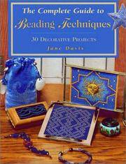 Complete Guide to Beading Techniques, The by  Jane Davis - Paperback - from Mayflower Needlework Books and Biblio.com