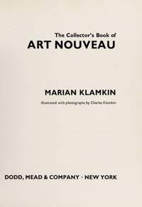 Collectors Book Of Art Nouveau