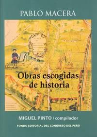 Obras escogidas de historia