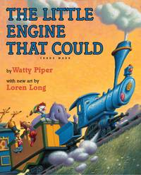 image of The Little Engine That Could: Loren Long Edition