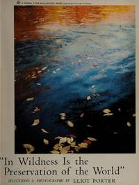 image of In Wildness Is the Preservation of the World