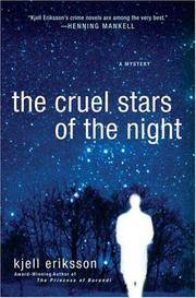 The Cruel Stars of the Night: A Mystery (Ann Lindell Mysteries)