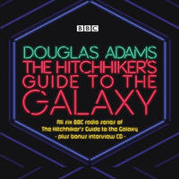 image of The Hitchhikers Guide to the Galaxy The