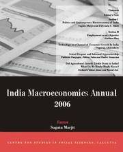 Indian Microeconomics Annual 2006