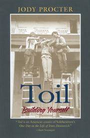 Toil: Building Yourself.
