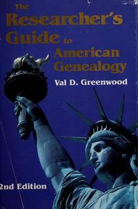image of The Researcher's Guide to American Genealogy