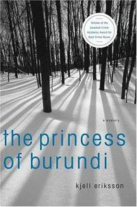 The Princess of Burundi *Signed, dated, located NYC*
