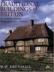 image of Traditional Buildings of Britain (Vernacular Buildings)