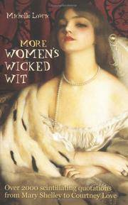 More Women's Wicked Wit