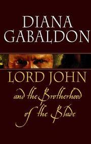 image of Lord John and the Brotherhood of the Blade (Center Point Platinum Fiction (Large Print))