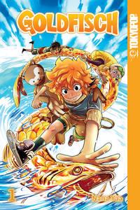 Goldfisch Manga Volume 1