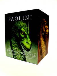Inheritance Cycle 4-Book Hard Cover Boxed Set (Eragon, Eldest, Brisingr, Inheritance) (The Inheritance Cycle) by  Christopher Paolini - Hardcover - Box - 2011-11-08 - from Blind Pig Books (SKU: 20-09-20-gw-62036-jm)