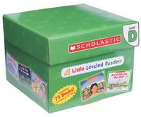 Little Leveled Readers: Level D Box Set: Just the Right Level to Help Young Readers Soar!