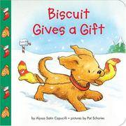 Biscuit Gives a Gift - Board Book