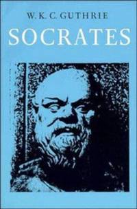 Socrates by  W. K. C Guthrie - Paperback - 1990 - from Fireside Bookshop and Biblio.co.uk