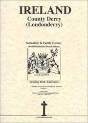 County Derry (Londonderry) Ireland, Genealogy & Family History, special extracts from the IGF archives