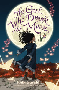 The Girl Who Drank The Moon First Edition/first Printing