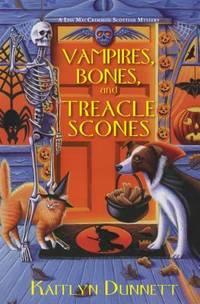 Vampires, Bones and Treacle Scones (Liss MacCrimmon Mystery)