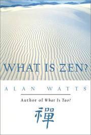 image of What Is Zen?