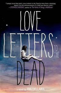 Love Letters to the Dead **SIGNED 1st Edition /1st Printing + Photo**