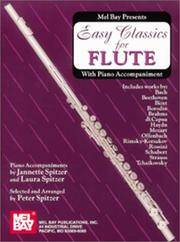 Easy Classics for Flute