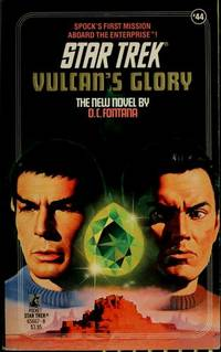 Vulcan's Glory (Star Trek, No 44)