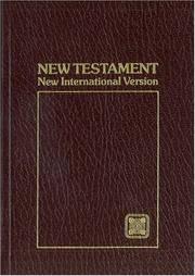 NIV Pocket Thin New Testament