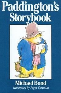 Paddington's Storybook - w/ Dust Jacket!