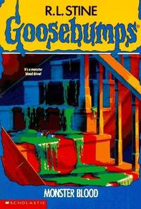 image of Monster Blood (Goosebumps, No 3)