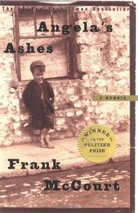 Angela's Ashes: A Memoir by  Frank McCourt - Paperback - First Trade Paperback - 1999 - from skylarkerbooks and Biblio.com