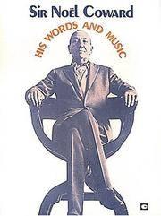 image of Sir Noel Coward - His Words And Music
