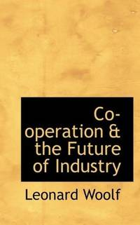 Co-Operation  the Future Of Industry