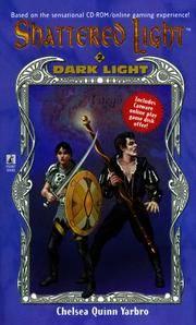 image of Dark Light (Shattered Light #2)