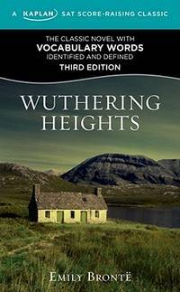 image of Wuthering Heights: A Kaplan SAT Score-Raising Classic
