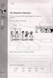 image of Oxford Reading Tree: Stage 8: Workbooks: Workbook 2: The Rainbow Machine and The Flying Carpet  (Pack of 6)
