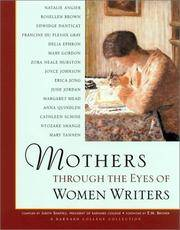 Mothers Through the Eyes of Women Writers: A Barnard College Collection by  Judith Shapiro - Paperback - 2001 - from The Book House  - St. Louis and Biblio.co.uk
