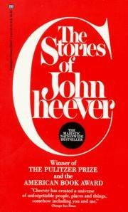 image of Stories of John Cheever