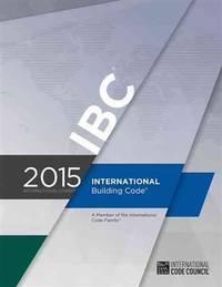 image of 2015 International Building Code®