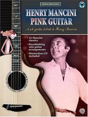 Acoustic Masterclass: Henry Mancini -- Pink Guitar, Book & CD