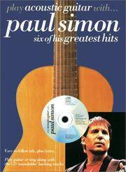 image of Play Acoustic Guitar With Paul Simon Six Of His Greatest Hits (Paul Simon/Simon_Garfunkel)