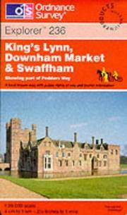 image of King's Lynn, Downham Market and Swaffham (Explorer Maps)