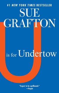 U is for Undertow (Kinsey Millhone)