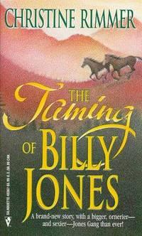 The Taming of Billy Jones (The Jones Gang)