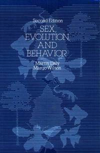 Sex, Evolution and Behavior
